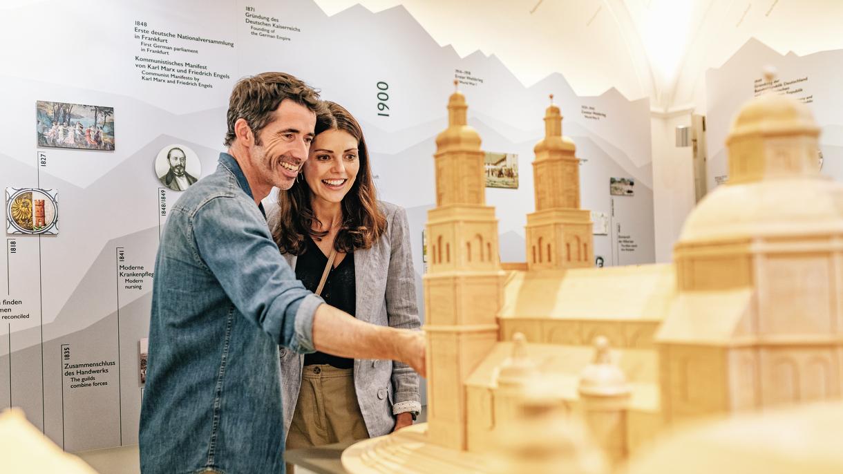 Erleben Sie Kultur und Geschichte im Kempten-Museum im Zumsteinhaus