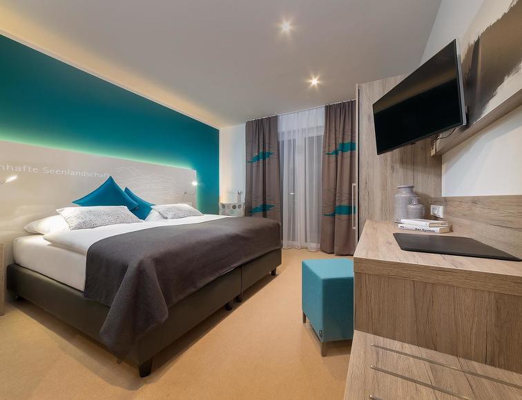 Hotelzimmer im Allgäu Art Hotel