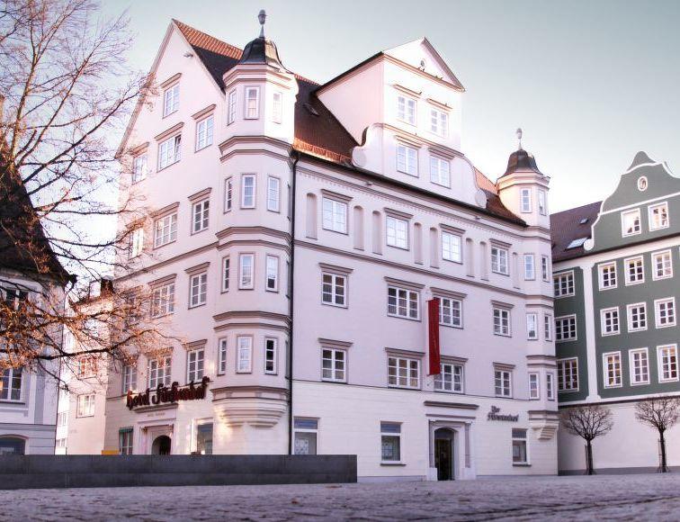 Außenansicht Hotel Fürstenhof