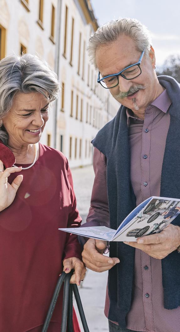 Planen und Auskennen mit den Broschüren von Kempten Tourismus