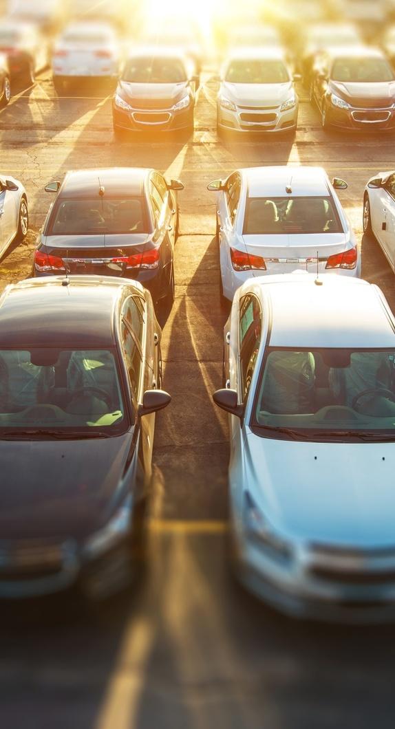 Parkplätze und Parkhäuser in Kempten