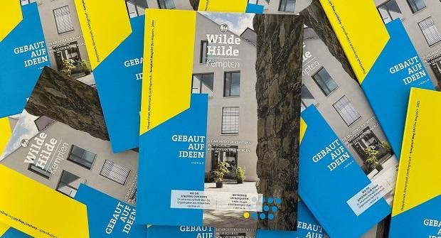 Titelseite der WildenHilde Kempten 2021