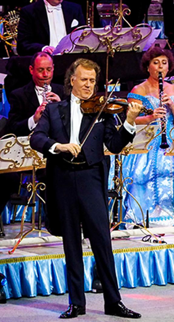 André Rieu in der bigBOX ALLGÄU