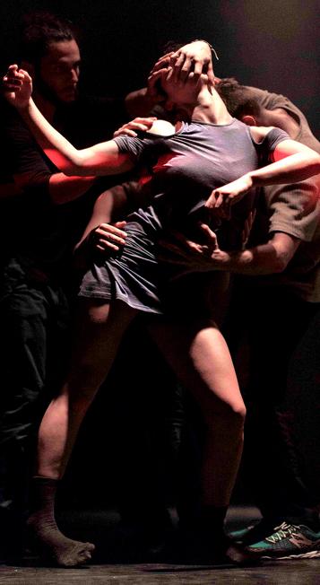 Der Kemptener Tanzherbst gehört zu den Veranstaltungshöhepunkten in Kempten
