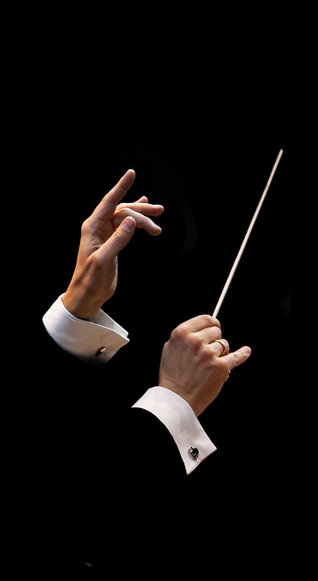 Dirigent beim CLASSIX Kempten