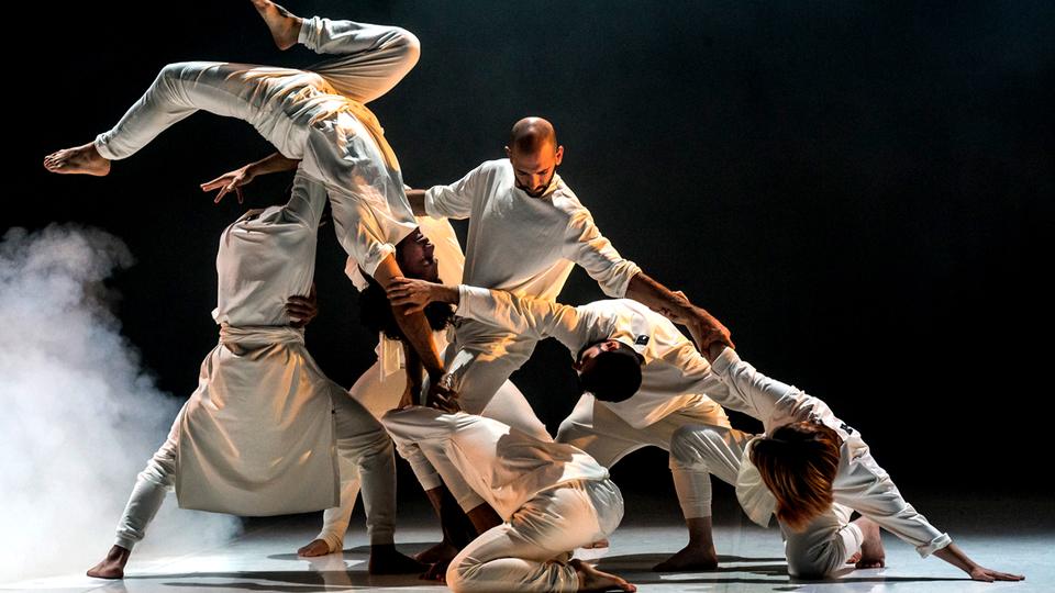 Tänzer beim Tanzherbst Kempten