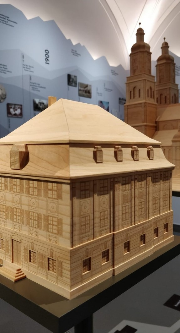 Eine Schlechtwetteralternative bietet das Kempten-Museum im Zumsteinhaus