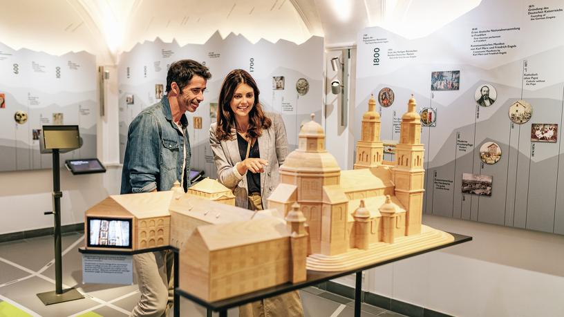 Erleben Sie die Geschichte von Kempten im Kempten-Museum im Zumsteinhaus