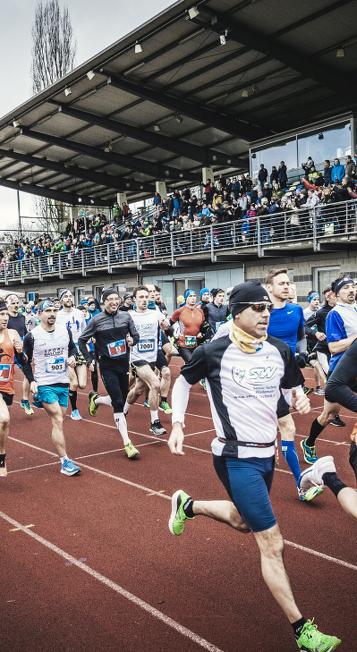 Der Silvesterlauf gehört zu den Veranstaltungshöhepunkten in Kempten