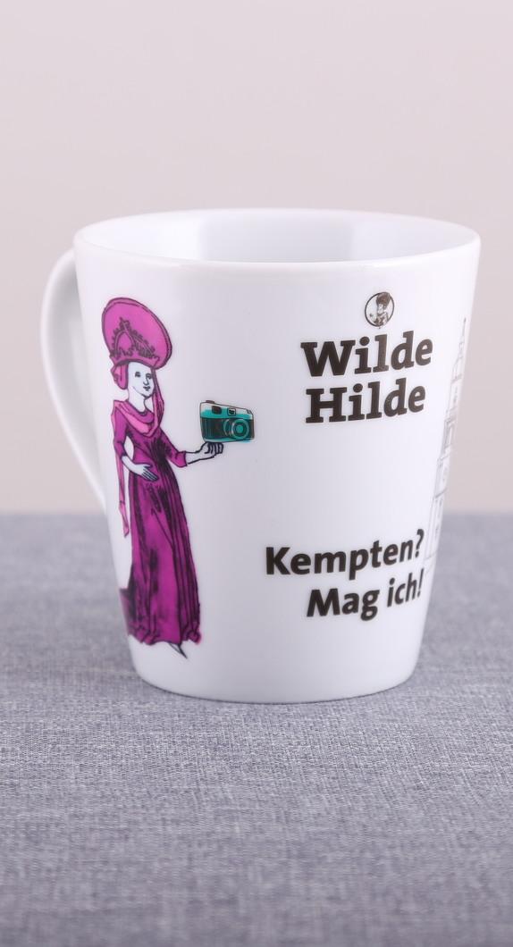 Die WildeHilde Tasse für alle WildeHilde-Fans