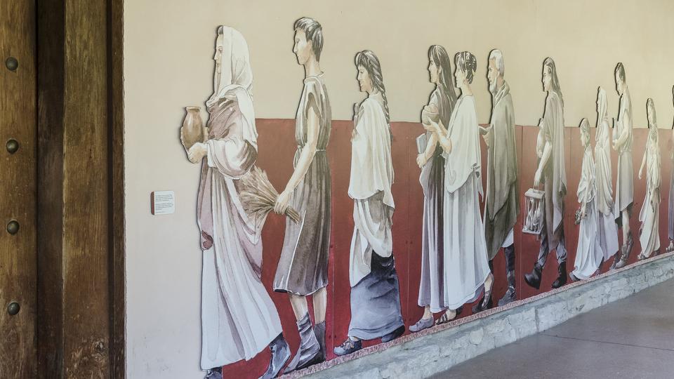 Römerfiguren im APC