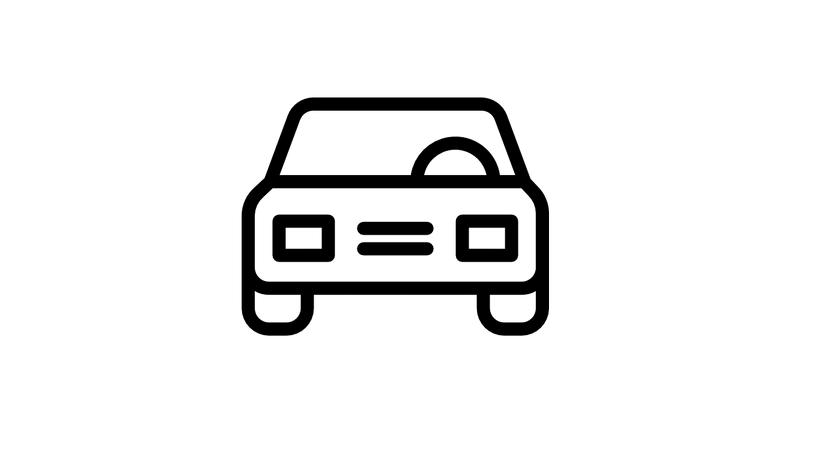 Icon PKW - Anreise Allgäu