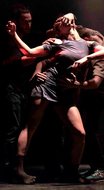 Tänzer beim Kemptener TANZHerbst