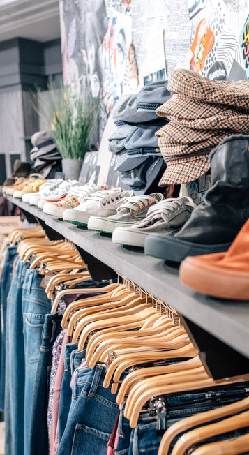 Erleben Sie ein Einkaufserlebnis in Kempten
