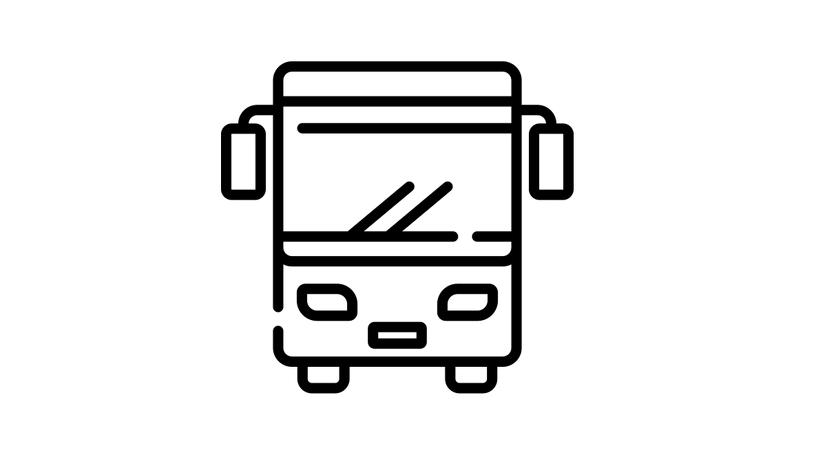 Icon Bus - Öffentliche Verkehrsmittel Kempten