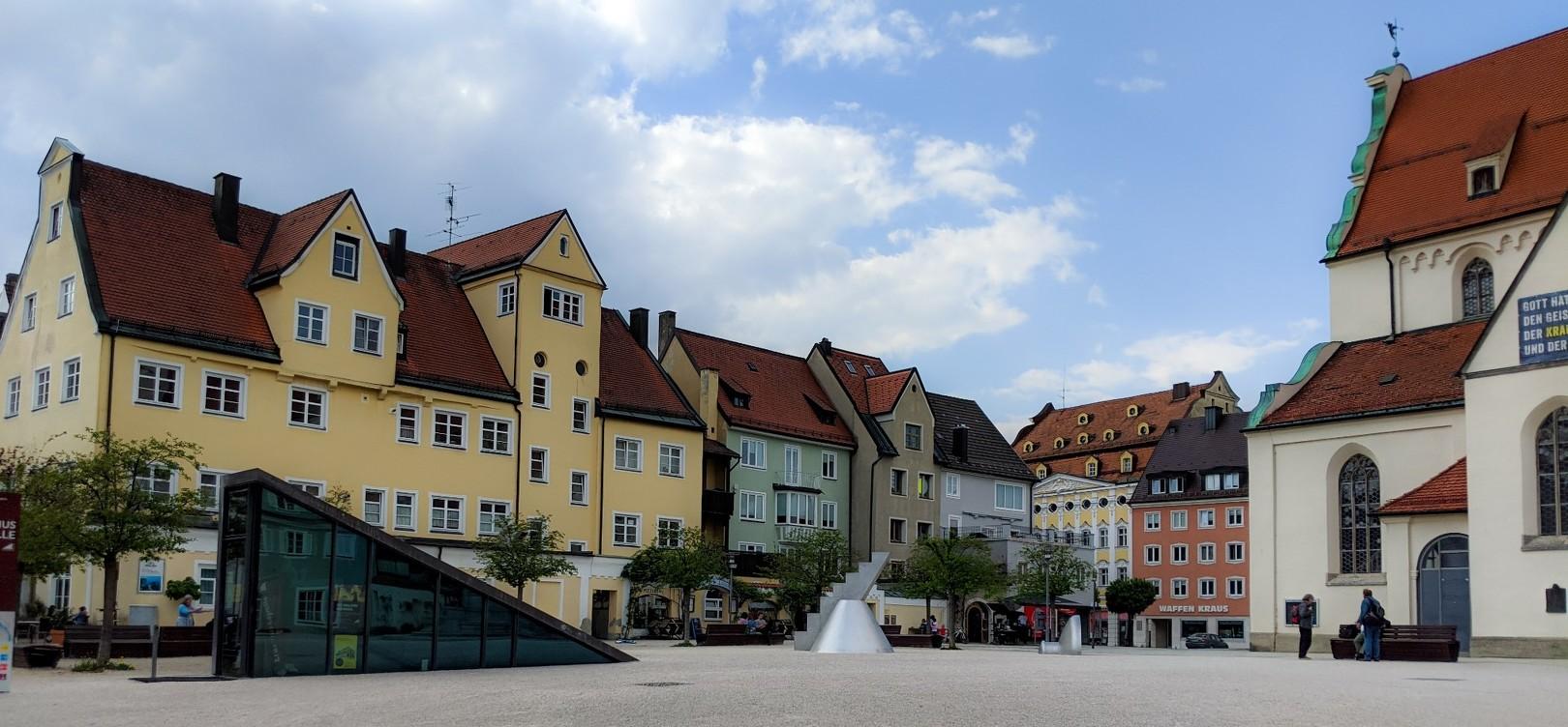 St.-Mang-Platz, Marc - Lieblingsplätze Kempten