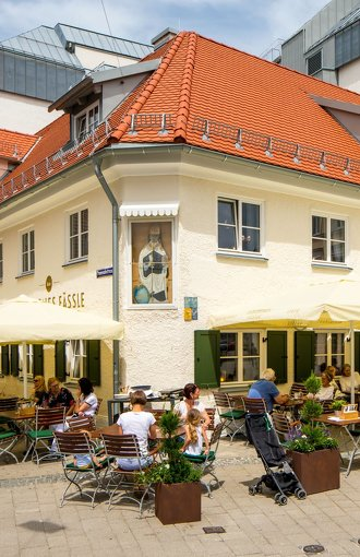Goldenes Fässle, Christian - Lieblingsplätze Kempten