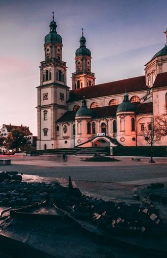 Basilika St. Lorenz, Sven - Lieblingsplätze Kempten