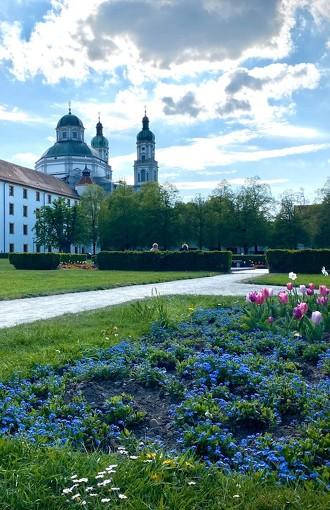 Hofgarten, Steffi - Lieblingsplätze Kempten