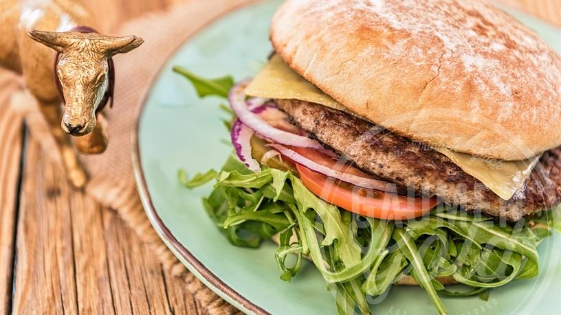 Burgergenuss im Restaurant Gaumengold in Kempten