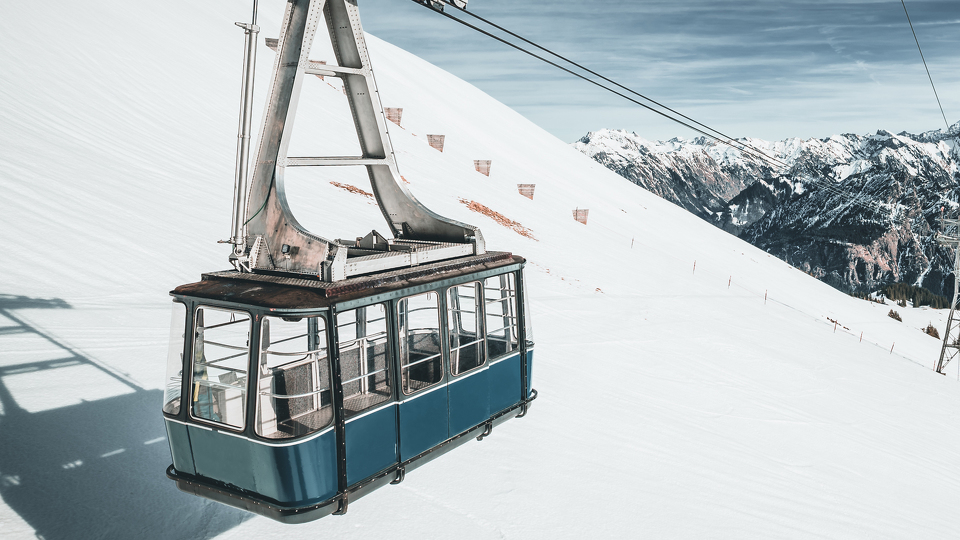 Die Fellhornbahn in Oberstdorf © Allgäu GmbH, Tobias Hertle