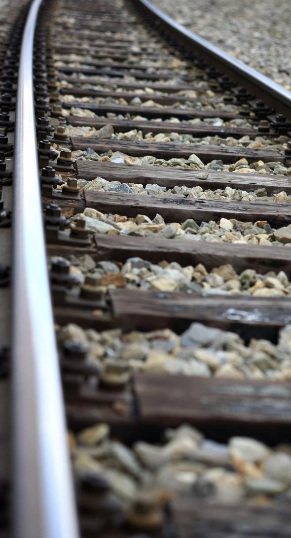 Anreise mit dem Zug