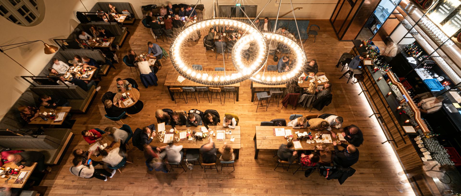 Lernen Sie das Restaurant Fasshalle in Kempten kennen