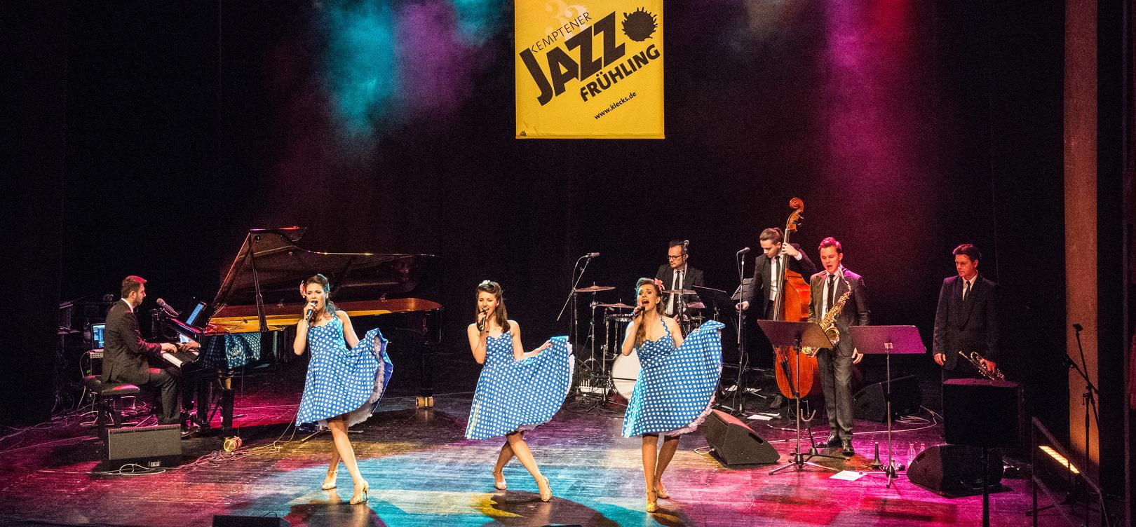 Kemptener Jazzfrühling
