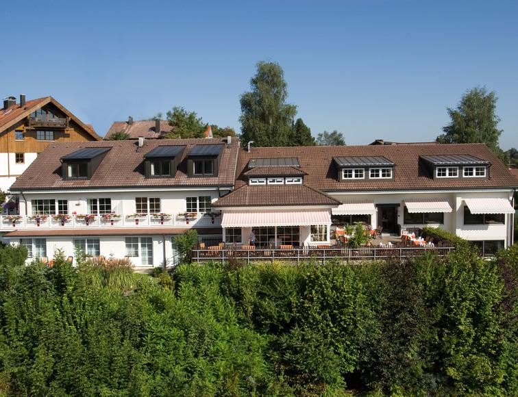 Außenansicht Hotel Sonnenhang