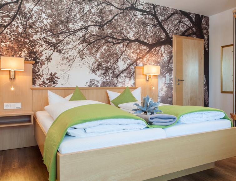 Zimmer Hotel Restaurant Waldhorn