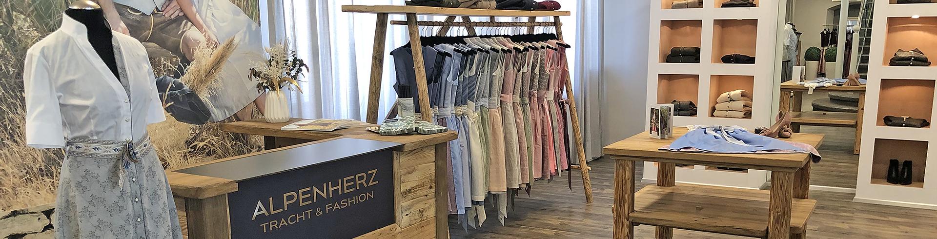 Ihr Trachten und Fashion Shop in Kempten