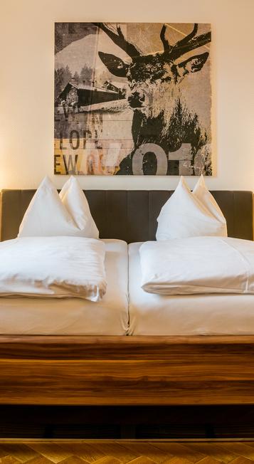 Beispielzimmer im Hotel Bayerischer Hof
