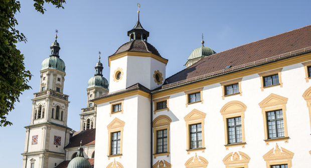 Basilika St. Lorenz und Residenz Kempten